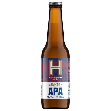 Harrington's Yankdak APA Beer 500mL Bottle