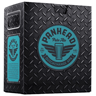 Panhead Quickchange XPA 330mL Bottle 6 Pack