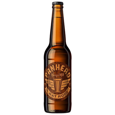 Panhead Rat Rod Hazy IPA 500mL Bottle