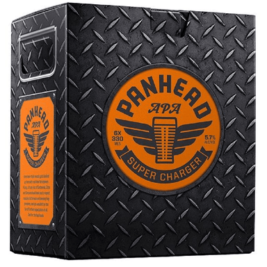 Panhead Supercharger APA 330mL Bottle 6 Pack