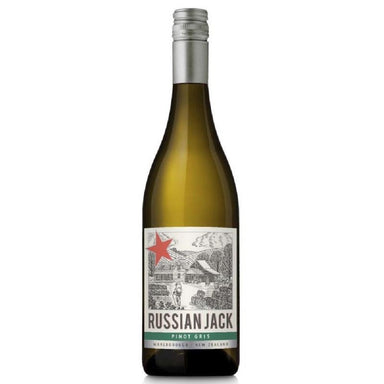 Russian Jack Pinot Gris 750mL