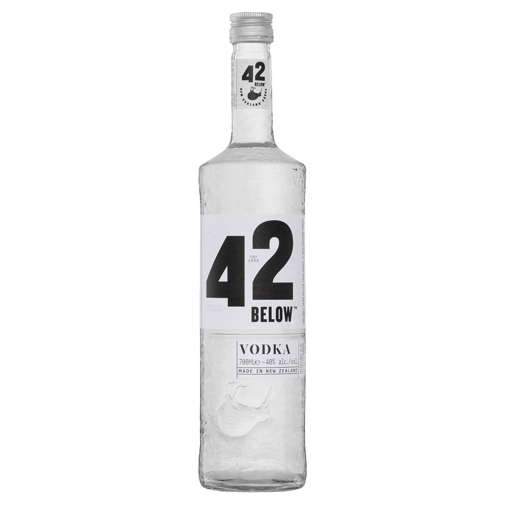 42 Below Pure 700mL Bottle