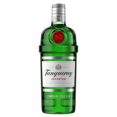Tanqueray London Dry Gin 750mL Bottle