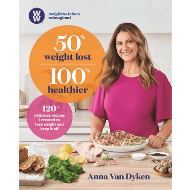 Anna Van Dyken 50% Weight Lost 100% Healthier