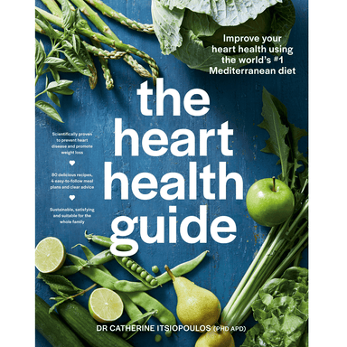 Dr Catherine Itsiopoulos The Heart Health Guide