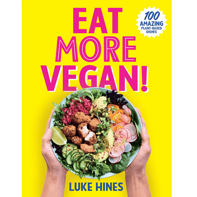 Luke Hines Eat More Vegan