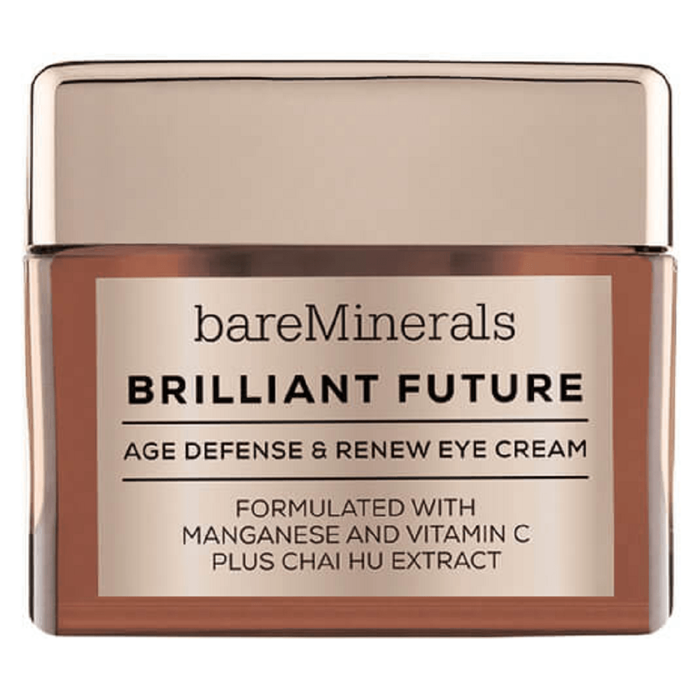 bareMinerals Brilliant Future Age Defense and Renew Eye Cream 15g