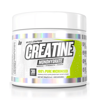 Muscle Nation Creatine Monohydrate 150g - Unflavoured