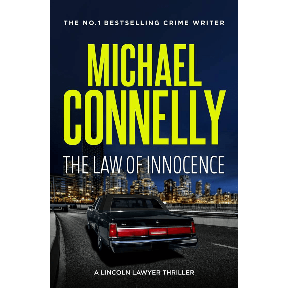 Michael Connelly The Law of Innocence