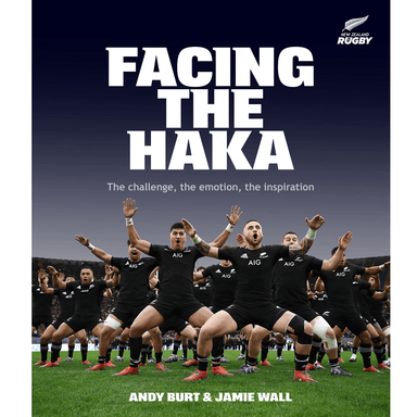 Andy Burt & Jamie Wall Facing the Haka
