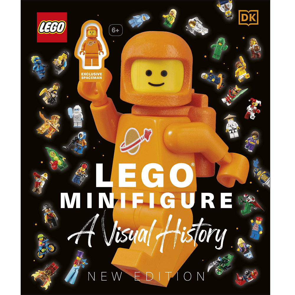 Gregory Farshtey LEGO Minifigure A Visual History New Edition