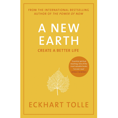 Eckhart Tolle A New Earth