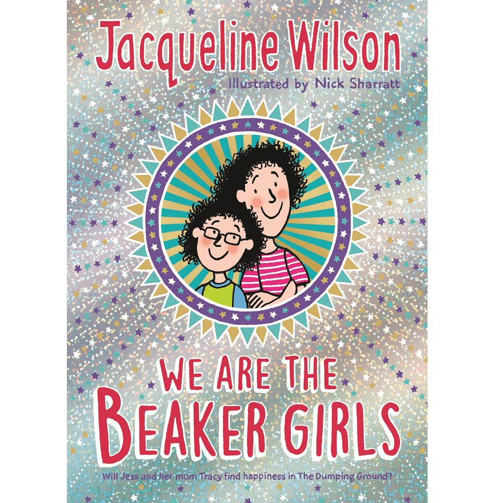 Jacqueline Wilson We Are The Beaker Girls