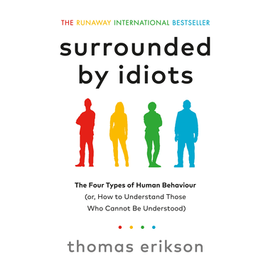 Thomas Erikson Surrounded by Idiots