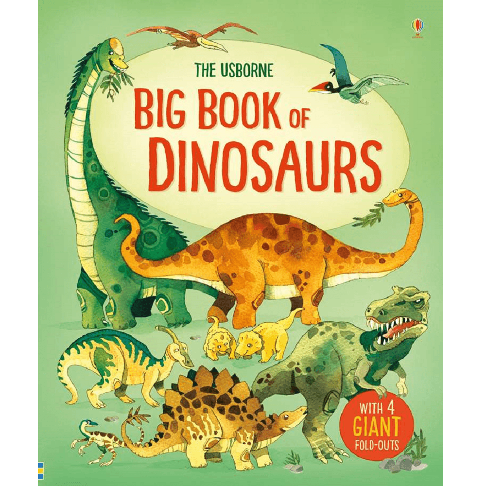 Alex Frith Big Book of Dinosaurs
