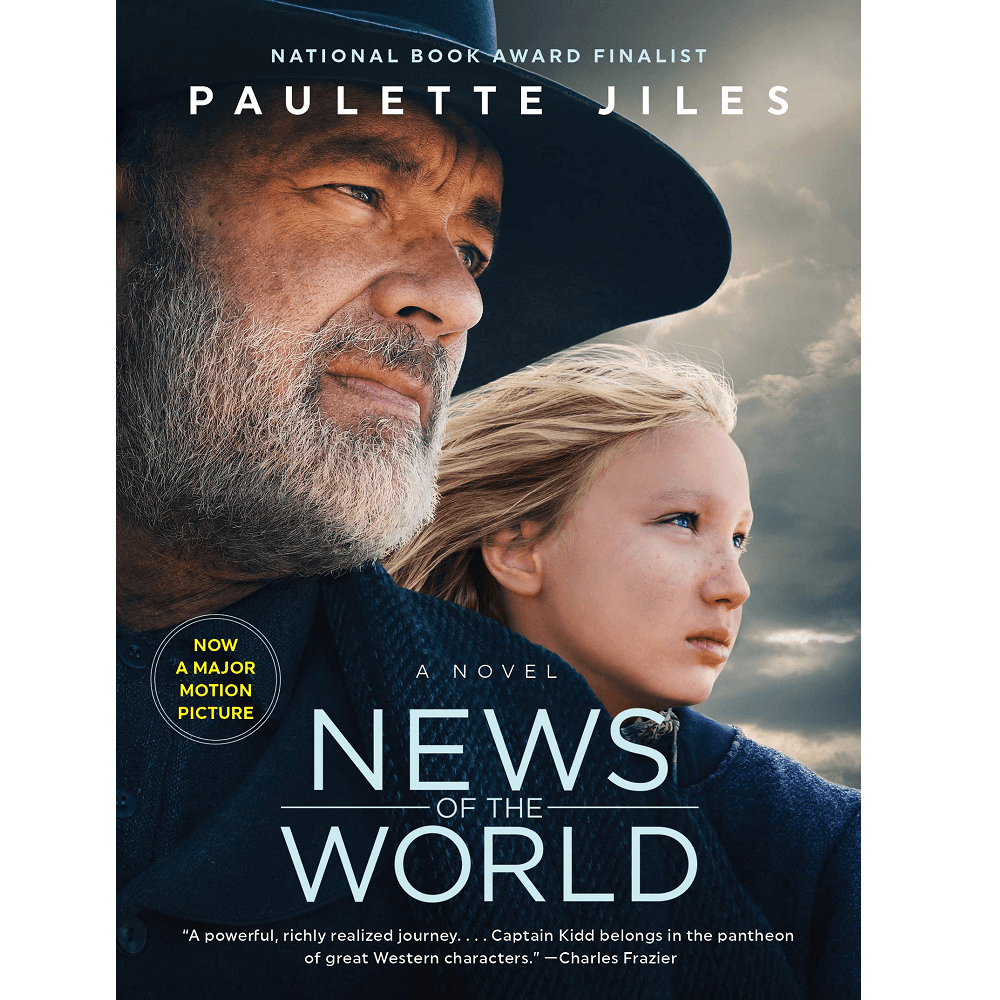 Paulette Jiles News of The World (Film Tie-In Edition)