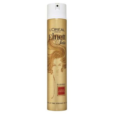 L'Oreal Paris Elnett Satin Hairspray Normal Strength 400mL
