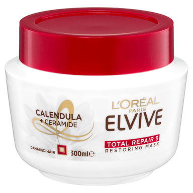 L'Oreal Paris ELVIVE Total Repair 5 Restoring Mask 300mL