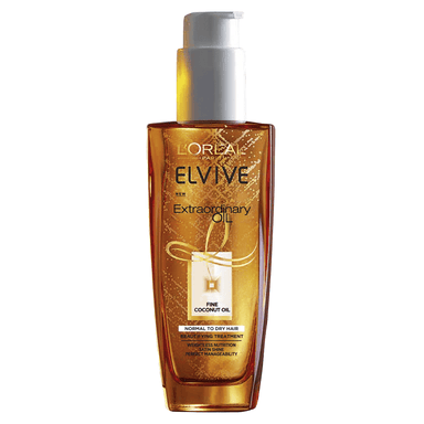 L'Oreal Paris ELVIVE Extraordinary Oil Coconut Oil 100mL