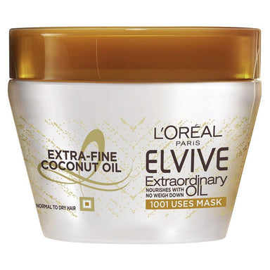 L'Oreal Paris ELVIVE Extraordinary Oil Coconut Oil Mask 300mL