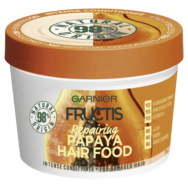 Garnier FRUCTIS Hair Food Repairing Papaya 390mL