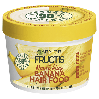 Garnier FRUCTIS Hair Food Nourishing Banana 390mL