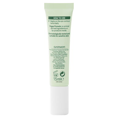 Garnier ORGANICS Lavandin Anti-Age Eye Cream 15mL