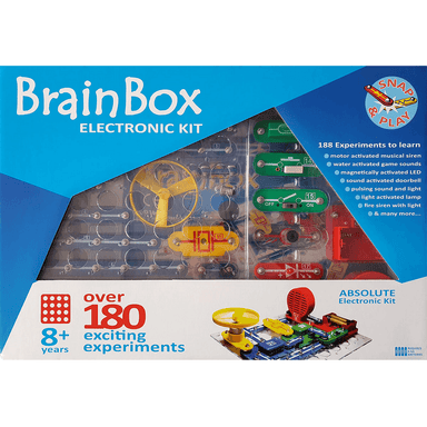 BrainBox Absolute Electronic Kit