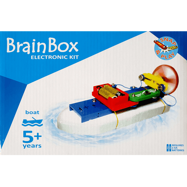 BrainBox Boat Electronic Kit