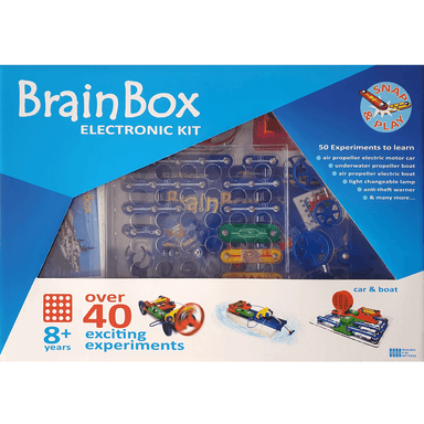 BrainBox Car & Boat Electronic Kit