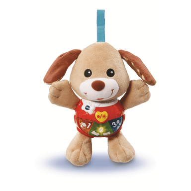 vtech Cuddle & Sing Puppy - Brown
