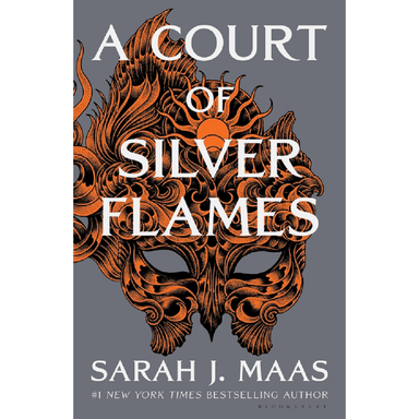 Sarah J. Maas A Court of Silver Flames (Paperback)