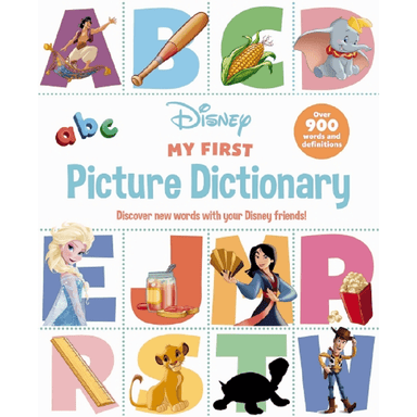 SCHOLASTIC Disney My First Picture Dictionary