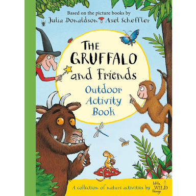 Julia Donaldson The Gruffalo and Friends Outdoor Activity Book
