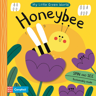 Campbell Books My Little Green World: Honeybee