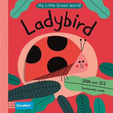 Campbell Books My Little Green World: Ladybird