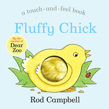 Rod Campbell Fluffy Chick