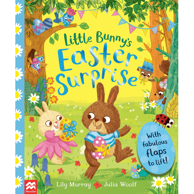 Lily Murray Little Bunny's Easter Surprise