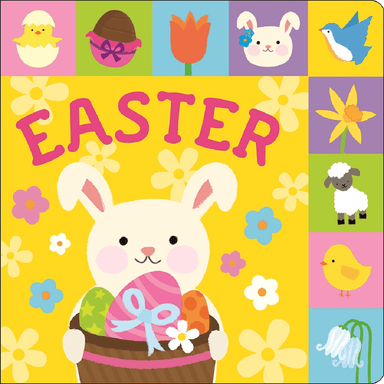 Roger Priddy Easter: Mini Tab Books