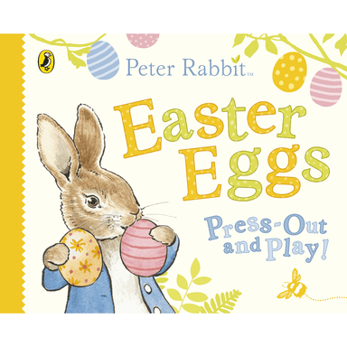 Beatrix Potter Peter Rabbit: Easter Eggs Press-Out and Play!