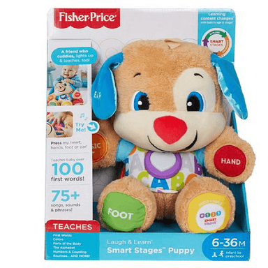 Fisher-Price Laugh & Learn Smart Stages - Puppy