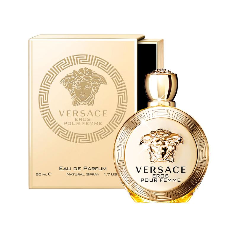 17ad5a2fa8 Versace Eros Pour Femme 50ml EDP – The Brand Outlet