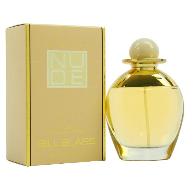 Nude by Bill Blass for Women - 100 ml Cologne