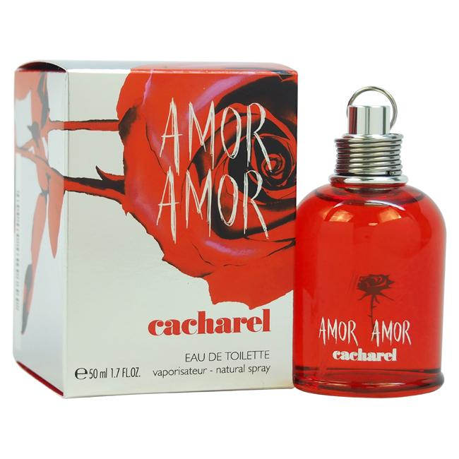 Amor Amor by Cacharel for Women - 50 ml EDT