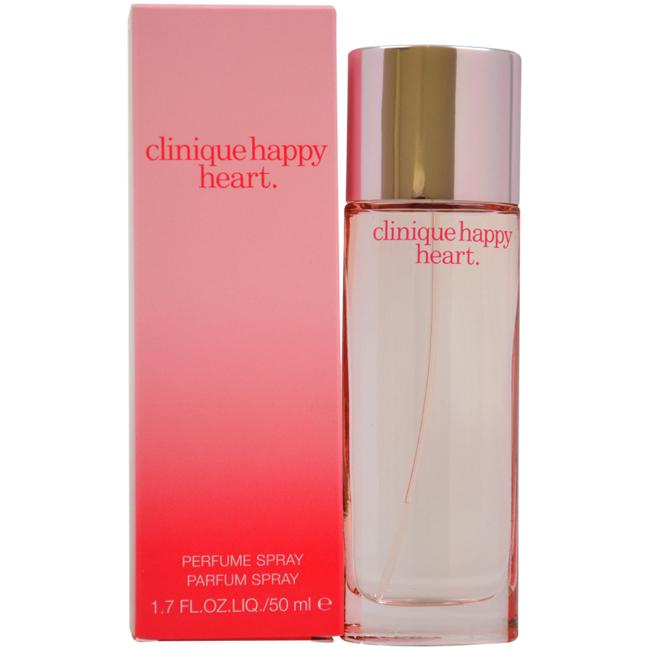 Clinique Happy Heart by Clinique for Women - 50 ml Parfum