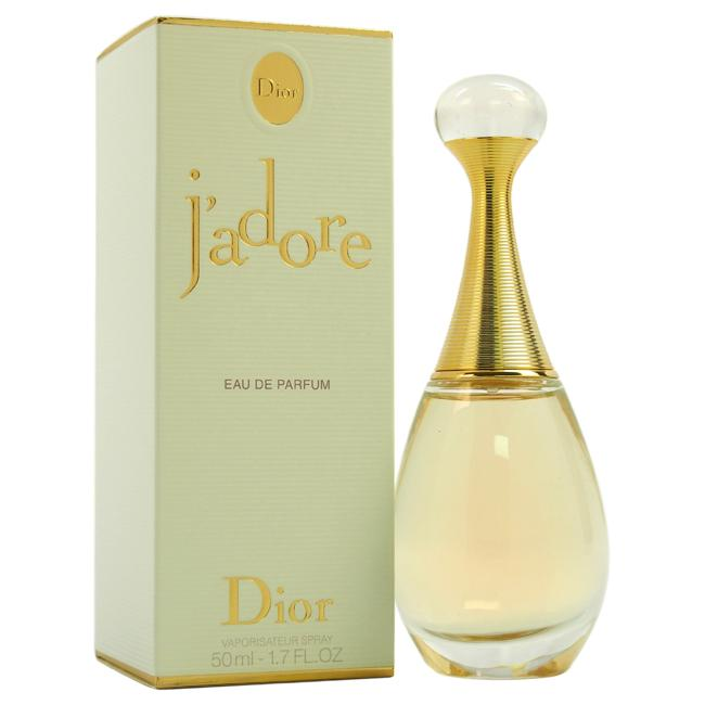 J'adore by Christian Dior for Women - 50 ml EDP