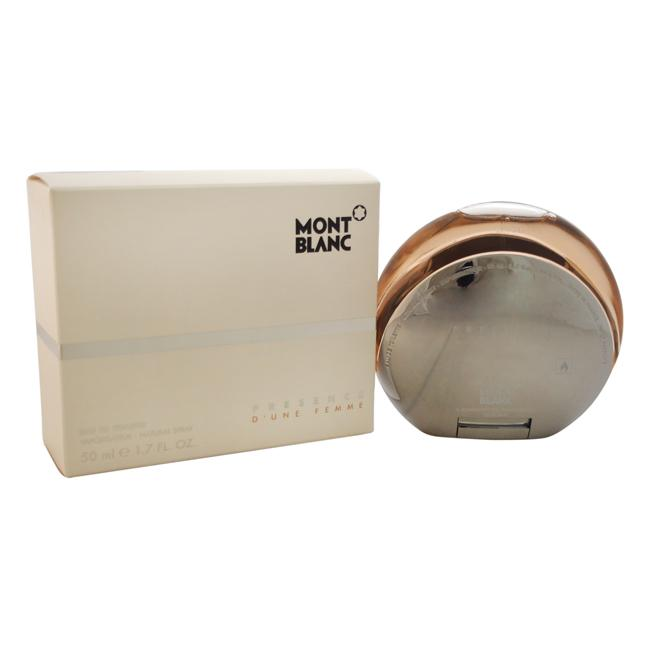 Mont Blanc Presence by Montblanc  for Women - 50 ml EDT