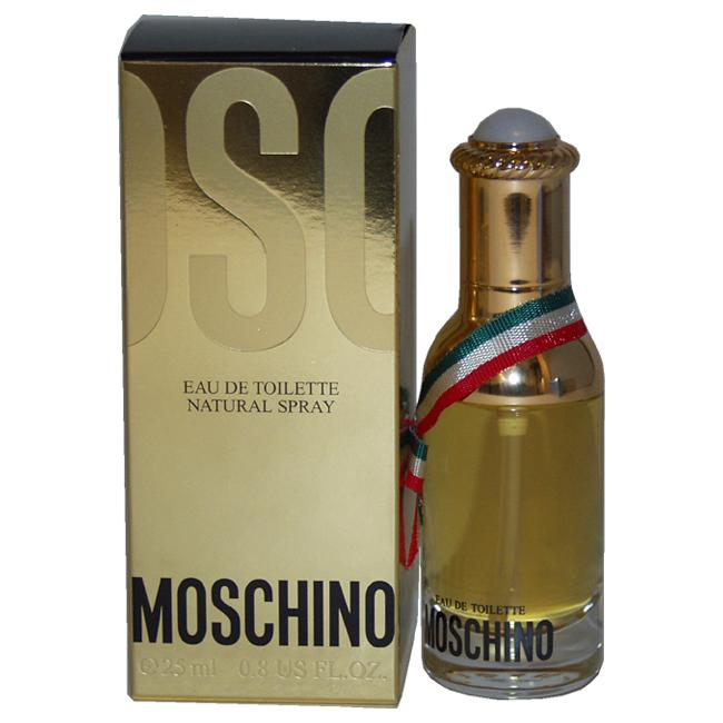 Moschino by Moschino for Women - 25 ml EDT