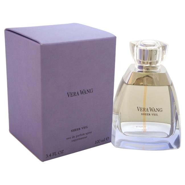 Vera Wang Sheer Veil by Vera Wang for Women - 100 ml EDP