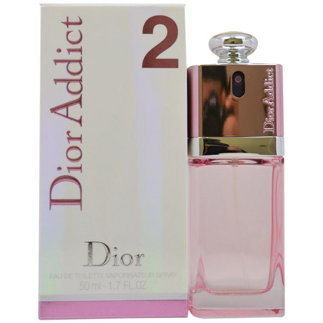 Dior Addict 2 by Christian Dior for Women - 50 ml EDT